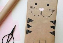 Gift wrapping ideas/Presentinslagning