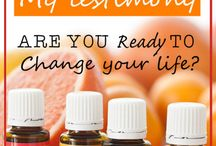 Essential Oils Testimonies / Every day I discover a new way to use essential oils or a new way that my life has been changed for the better.  So I've decided to start sharing these with you.  These are short 20 second testimonials to share a variety of different ways to use these essential oils.