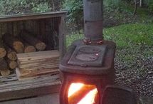 Fűtés, tűz