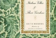 Italian Villas and Their Gardens by Edith Wharton