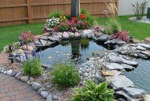 садовый прудик