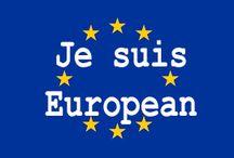 Je suis European / Europe