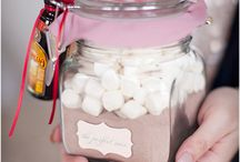 Christmas gifts to make / Got choc jar