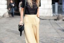 Style / Everyday style - casual and chic