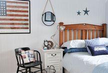 Callum's bedroom