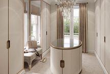 Garderoby luksusowe