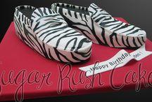 shoes-cake / by Eva Murphy