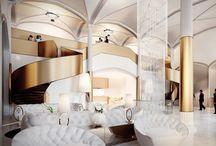 Дизайн Отелей, Ресторанов и т.п.