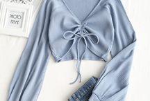Moda de roupas femininas