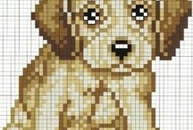 Dogs crossstitch