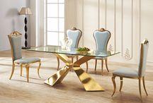 Stainless Metal Furniture