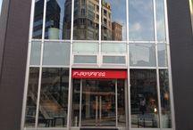 TOKYO / New Flexform flagship store in Tokyo