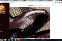 Luxury brands websites