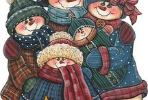 Christmas  prints for cards