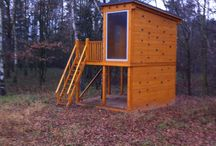 Tree house / Design by trio-ogrody.com