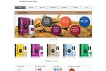 Siti Web / siti web aziendali, blog, e-commerce, portali aziendali, cms, di restyling di siti esistenti.