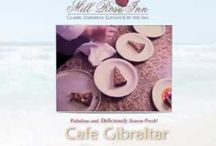 Half Moon Bay Dining / Favorite restaurants in and around Half Moon Bay, CA / by Mill Rose Inn