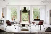 Living Spaces / by Louis and Co