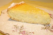 NEAPOLITAN EASTER PIE  gluten free / I grew up eating Easter Pie, we called it Pastiera Napoletana.  Many families may be more familiar with a version of this using wheat grain (faro) instead of rice...Kitchen Wisdom Gluten Free Neapolitan Easter Pie Recipe  http://kitchenwisdomglutenfree.com/2014/04/05/neapolitan-easter-pie-with-rice-gluten-free-forget-what-you-know-about-wheatc-2014/