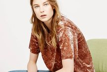 Bershka VELVET / Velvet is the fall trend you can wear now! Discover All Velvet Collection at http://bers.hk/PinterestVelvet