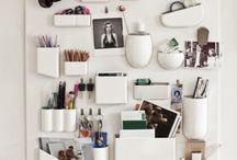 Organize / by Lisa Rupp