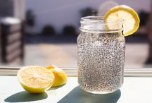 lemon and chia fat burning recipe