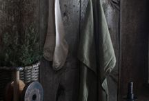 Olde linens / by Krista Morris