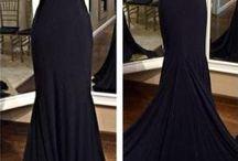 Vestiti eleganti scollati dietro