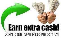 Earn Money With us On Social Media / Become An Affiliate and Earn money with us .  Easy operate !