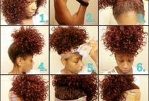 Natural Hair Care / by A Z.