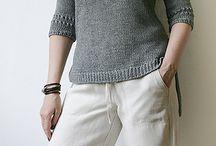 Crochet - Abrigos, Chalecos, Sweaters