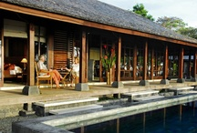 Bali style home plans