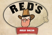 Salsas / From mild to bold ghost pepper we have a salsa for every taste bud! / by Red's Texas