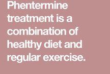 Phentermine treatment