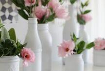 Flower display / by Gayle Roger