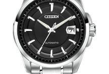 Citizen Watches / We are proud to be authorized dealers for the Citizen Watch Company