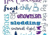 Winter / by Chrystal Barnum
