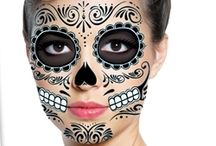 Artistic Make-up / Makeup inspirations for costumes, halloween, carnaval, fashion editorial and others
