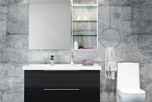 Temal kylpyhuone - Trend / Trend - allaskaapit Sinun mittojesi mukaan, 5 cm välein!
