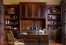 Regal Library/Offices / A collection of our custom library and office work.