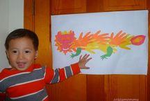 Preschool Chinese new year