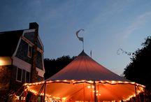 lighting / Martha's Vineyard tent and event lighting