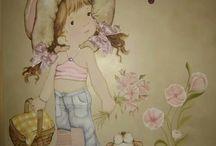 Murals for children's