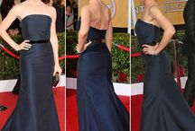 Red Carpet / Awards season gowns and fashion / by Patricia Gormley