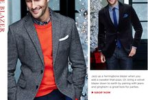 Men's office fashion / Inspiration for men's office wear