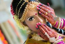 Indhira Kumar / Brides with traditional jewels