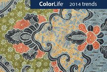General Paint 2014 Colour Trends / Discover General Paint's 2014 colour trends: Embrace, Clarity, Elemental & Discovery.