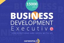 Business Development Executive Jobs / Jobs Business Development Executive vacancies in Careesma. 15487 job offers in Careesma for Business Development Executive. You can see all the jobs for Business Development Executive, Page ... / by Careesma.in India