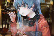 Anime style inspo