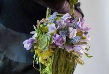Botanical Couture - purses / selection botanical purses that I have made